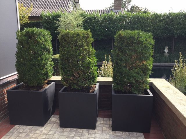 Fiberstone plantenbakken
