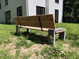 Tuinbank hout