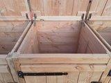 Ombouw voor containers