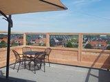 Terrasscherm balkon
