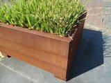 Plantenbak met poten