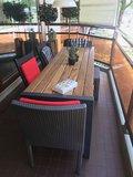 Buitentafel balkon