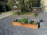 Plantenbak rechthoekig