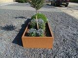 Rechthoekige plantenbak