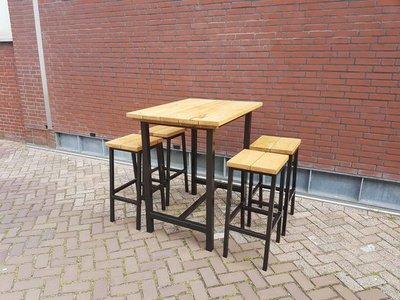 Bartafel TW Nijmegen - Eikenhout
