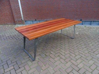 Tuintafel TW Maastricht - Hardhout