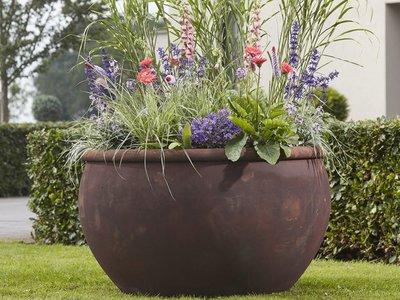 Plantenbak Corten Look - Pot XXL