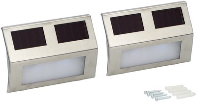 Deluxa Wandlampen - Solar LED