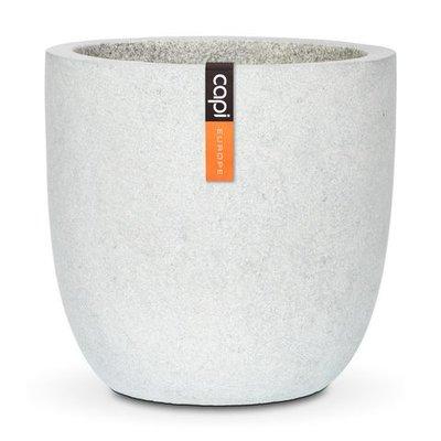 Capi Lux bolvormige pot - lichtgrijs