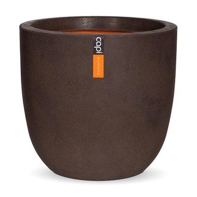 Capi Urban bolvormige pot - bruin