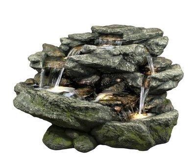 Waterornament - Kalandula Falls