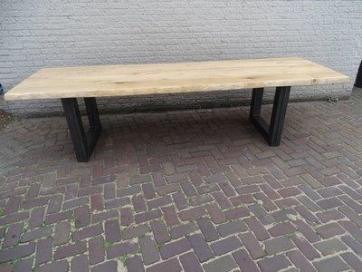 Tuintafel TW Utrecht - Rustiek eiken