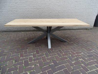 Tuintafel TW Zwolle - Eikenhout