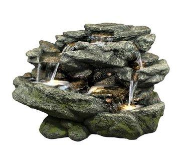 Kunststof waterornament